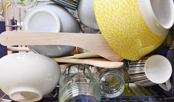 bertazzoni dishwasher not cleaning